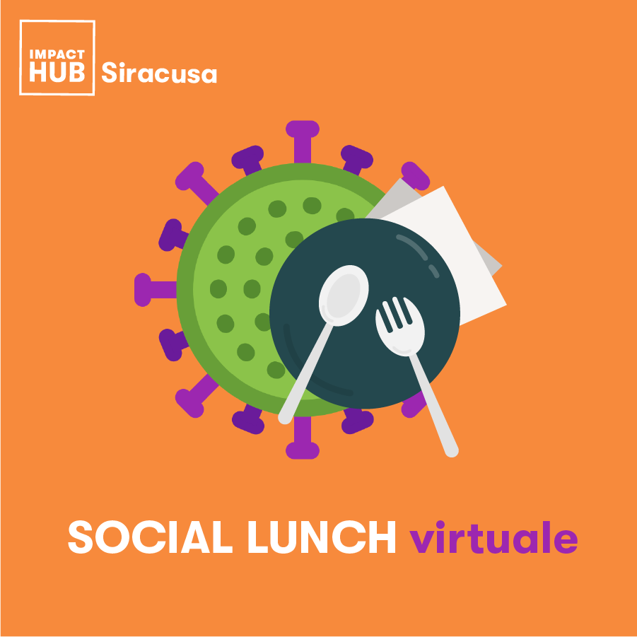social lunch virtuale